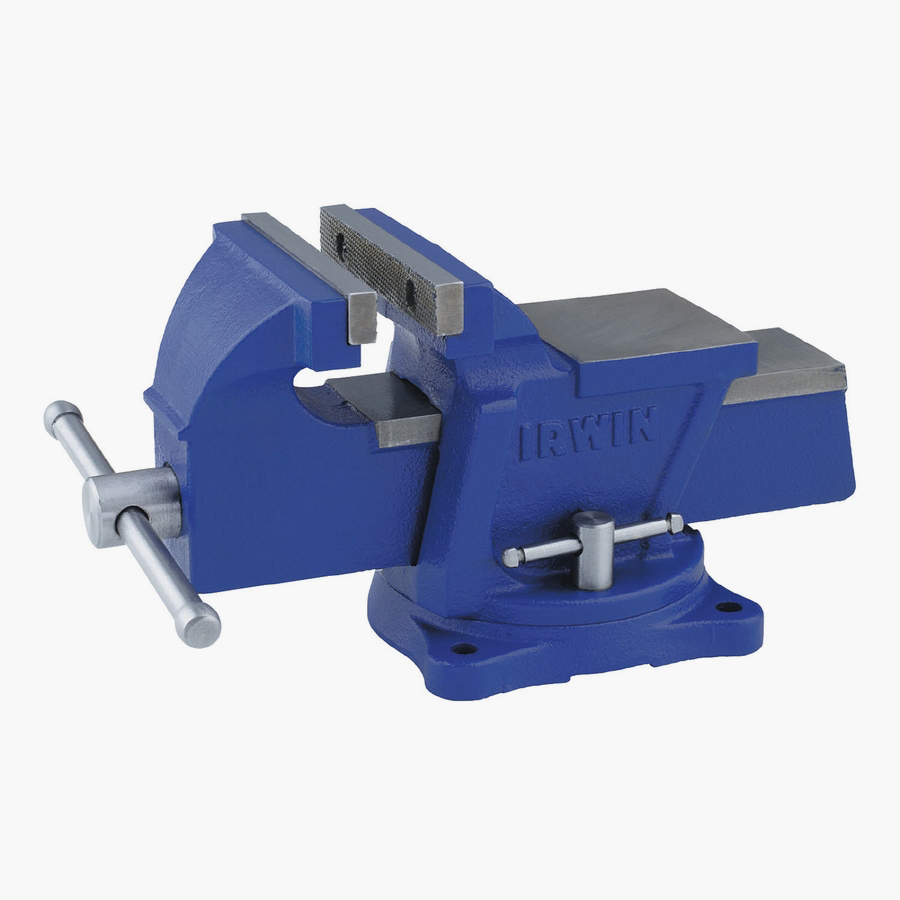 4 In Light Duty Mechanics Vise A Advantage Heating And