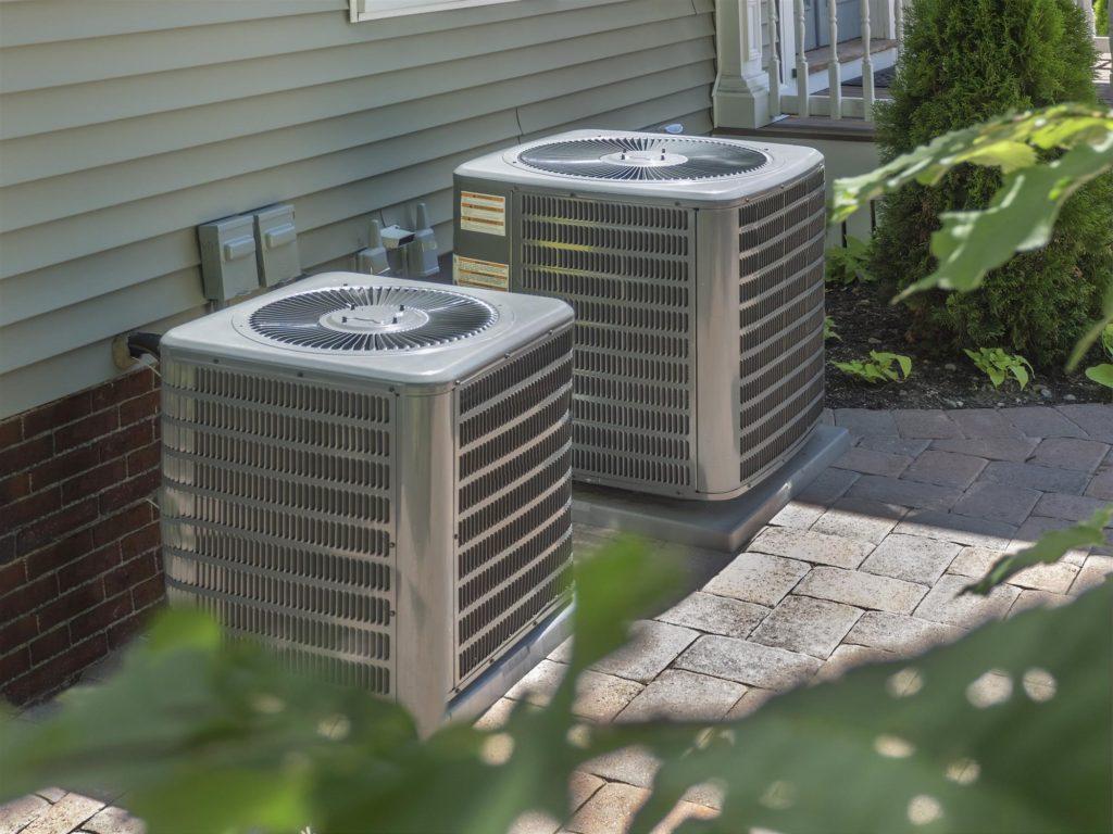 Rwo Air Conditionings